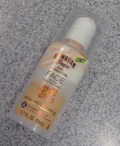 Hawaiian Tropic Silk Hydration Face Sunscreen