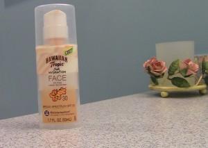Hawaiian Tropic Sunscreen Review