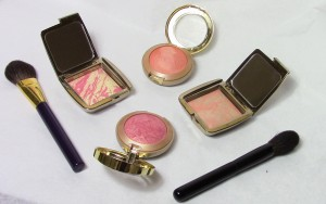 Hourglass Ambient Lighting Blushes vs. Milani Baked Blushes