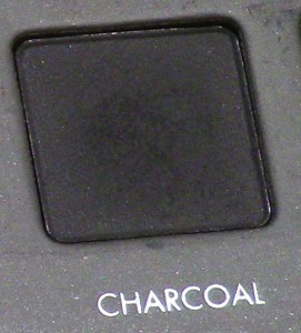 "Lorac Pro 2 Shade Used: ""Charcoal."""